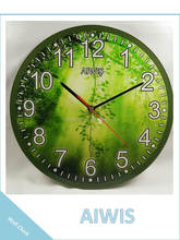 Wall clock kitchen decorated office home