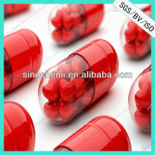 Color Empty 8~80mesh Gelatin Capsules For Liquid