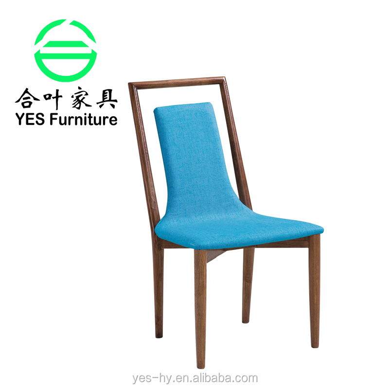 Foshan furniture factory Leisure wood cloth <strong>chair</strong> coffee shop dining room <strong>chair</strong> TC-808#