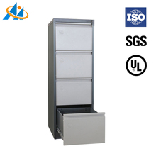 4 drawer high quality steel special fireproof paint steel cabinets