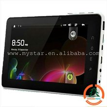 OEM android 2.2 tablet VIA8650 CPU 10inch android tablet pc