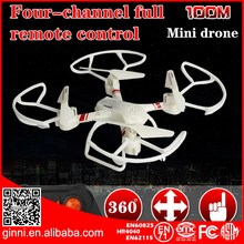 hot sell 4 CH RC aircraft drone mini rc 2.4G 4ch helicopter