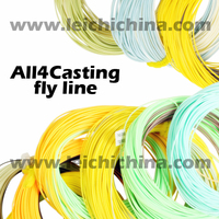 In stock no MOQ complete types fly fishing line