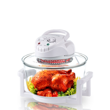 Zogift New arrival 12 Liter convection Halogen Oven,electrical round oven,microwake oven