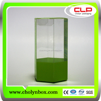 watch display box plastic packaging box