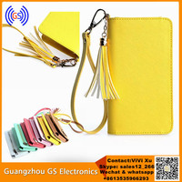 China Suppliers Wholesale Cellphone Accessory Leather Case For Lenovo Phab Plus