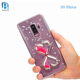 Hot selling Glitter Shining mobile phone case for Samsung Galaxy s9 with Quicksand