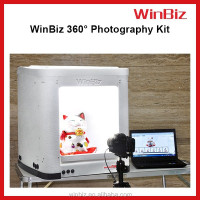Professional photography equipment studio shooting tent light box