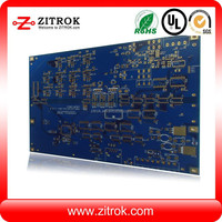 Chinese radio circuit board, PCB for Radio manufacture&assembly