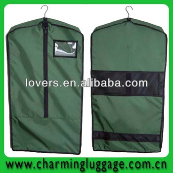 Custom non woven foldable garment bags wholesale