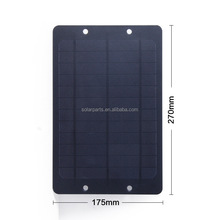 2017 5W 6V Mono Solar Panel for MOBIKE OFO Bike Sharing System Public Rental City Bicycle