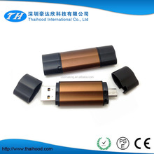 Metal Material and 32GB,512mb-32gb Capacity for apple iphone 4 usb flash drive otg usb otg usb flash drive for ipad mini