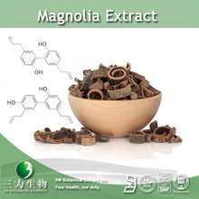 High Quality of Officinal Magnolia Bark Extract,