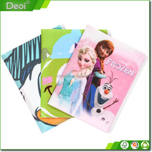 Trade Assurance TOP1 stationery plastic clear file folder cover