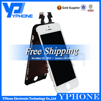 Replacement for apple iphone 5 lcd 4 4g 4s 3g 3gs lcd display digitizer full assembly with touch screen