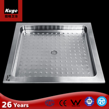 China Supplier Anti-slip Shower Basin One Piece Waterproof Shower Tray