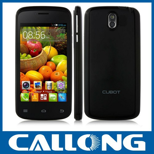 China brand Cubot GT95 4inch Dual Core Mobile Phone Android Smartphone dual sim 5MP Camera 3G cellPhone