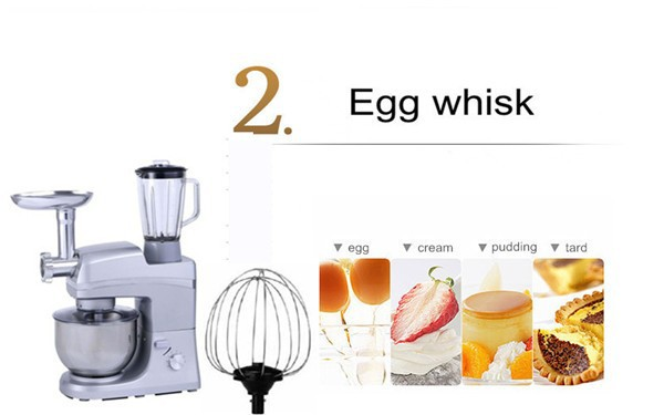 professional electric food mixer with CE and RoHS certificates