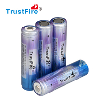 18650 high discharge rate battery cells TrustFire 3.7v icr 18650 li-ion rechargeable, cheap auto 18650 batteries