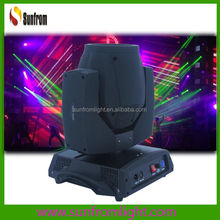 DJ equipment 7R Sharpy pro light moving heads