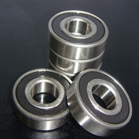 Long life FOB ningbo factory supply deep groove ball bearing sizes