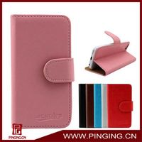 Wholesale High Quality Stand Wallet Flip Leather Case for LG Optimus 4X HD P880