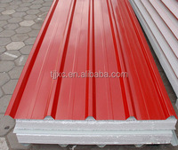 Tianjin metal building materials price for prepainted galvanized corrugated steel roofing sheets
