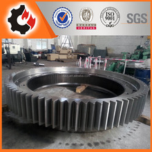 Customized 4340 Steel Wheel Crown Gear
