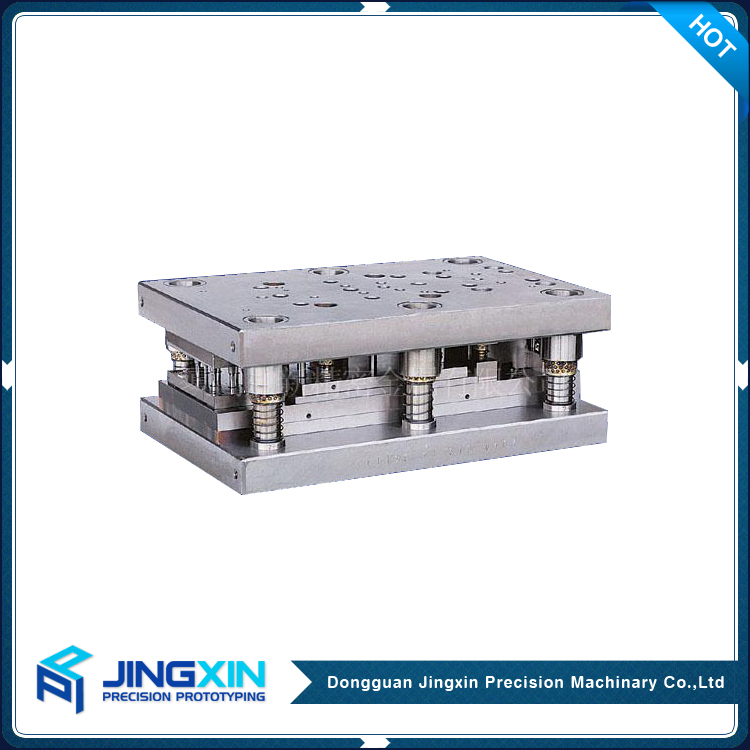 Jingxin China Manufacturer Customized Injection Plastic Mold and Moulded Products