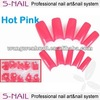 2016 Colored artificial nail tips,color french nail tips,colored acrylic nail tips