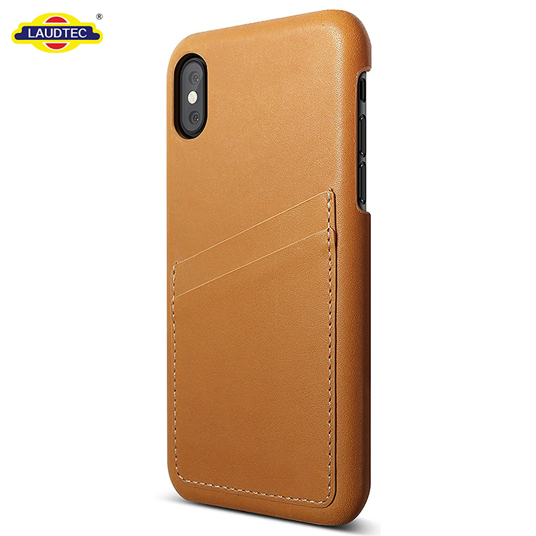 Cell Phone Case For Iphone X Leather Back Case Cover