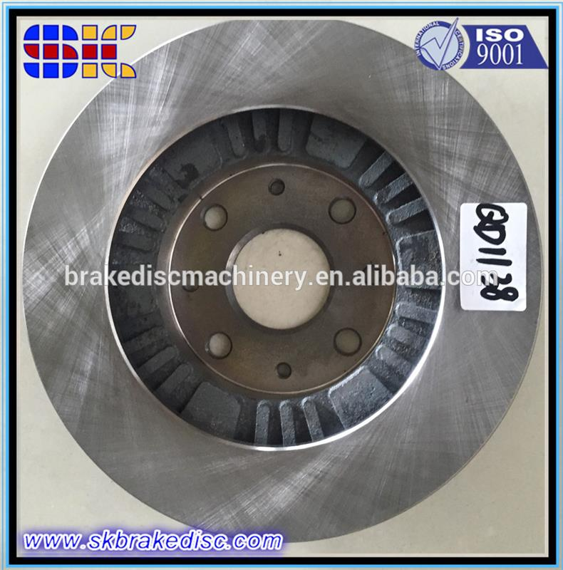 brake pads dealers drilled and grooved brake rotor 200mm disc brake