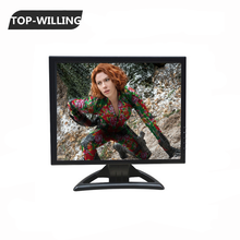 Low Cost 17 inch Desktop TFT LCD Monitor HD MI input 4:3 Ratio for Medical Monitor
