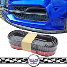 Body Kit Front Bumper Rear Bumper Side Skirt, Bumper Lip Skirt Protector