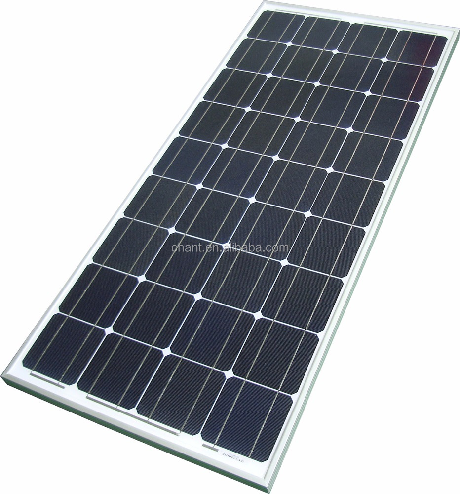 100w 36v mono crystal photovoltaic solar panel chinese photovoltaic panels price
