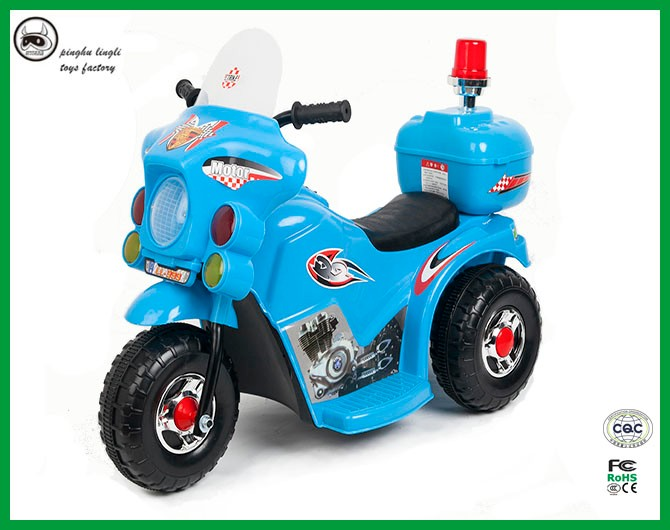 2016 Model LL-999 baby outdoor toy motorcycle with rechargeable battery