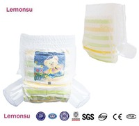 OEM baby disposable training Pants sleepy baby diaper