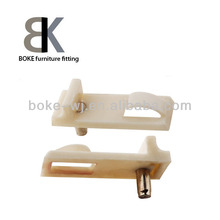 High quality plastic shelf support pins for cabinet furniture