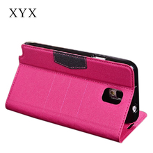 for huawei lua y3 ii l21 case, for samsung galaxy note 3 folio shining leather case cover