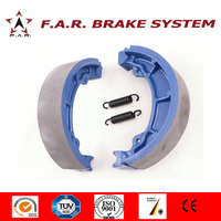 Motorcycle Brake Parts of Lifan 150CC Brake Shoes
