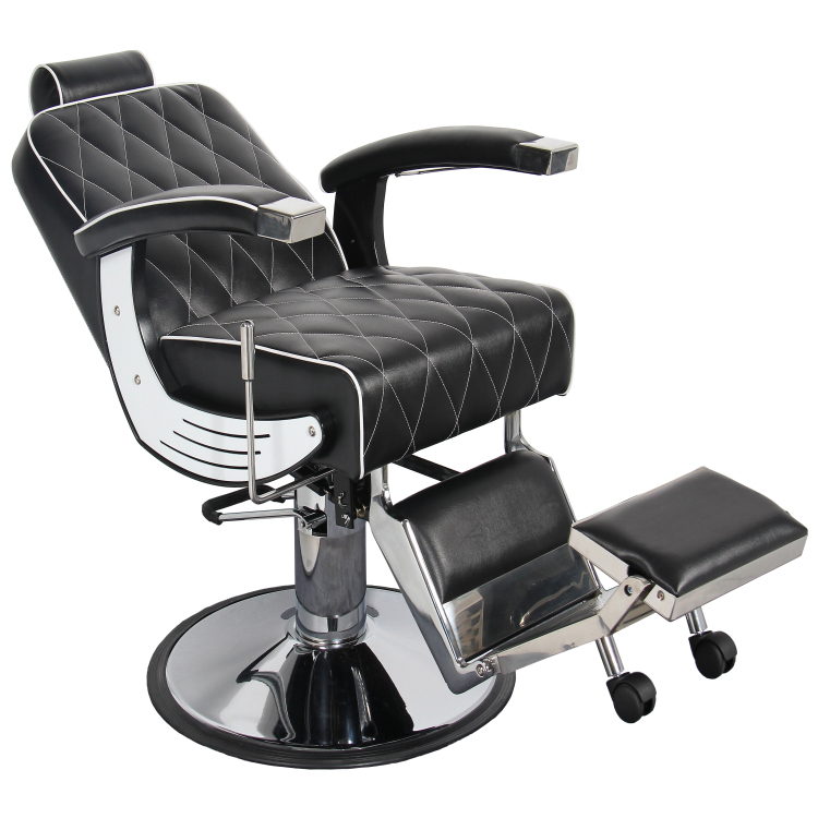 2017 New Salon Furniture reclining barber chair with cheapest price