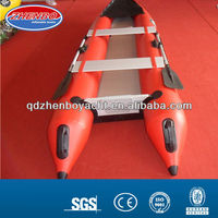 inflatable kayak ZB-365/ inflatable rowing canoe