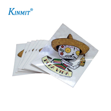 Directly Wholesale High Quality Custom Adhesive Logo Label Sticker