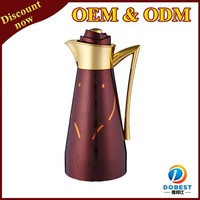 0.7 L / 1 L arabic coffee pot dallah TP008
