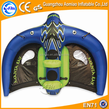 inflatable towable water sports, inflatable flying manta ray for sale