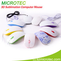 Sublimation 3D Computer Mouse
