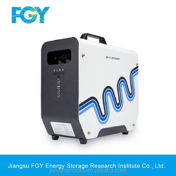 2017 New Product 500W High efficiency Portable Lead-acid Home Solar Energy Storage System