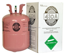 Factory Price Refrigerant Gas R410a In Air Conditioners and Refrigeration Systems