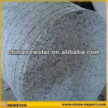 Newstar china granite stone round table tops design