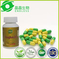 Tongkat ali root extract powder capsule